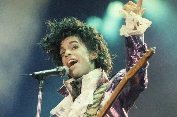 You may never hear anything from Prince's vault of unreleased music
