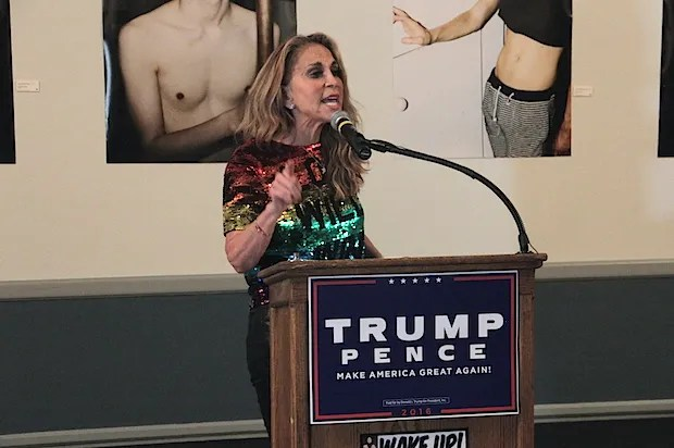 Pamela Geller (Credit: Salon/Ben Norton)