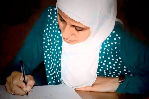 Dareen Tatour, Palestinian poet imprisoned by Israel for social media posts, shares her story
