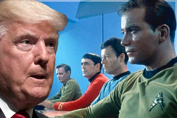 """""""Star Trek"""" in the age of Trump: Why we need to embrace its 50-year mission now more than ever"""