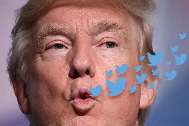 "Report: Donald Trump denied Twitter spot at tech meeting because they didn't give him a ""crooked Hillary"" emoji"