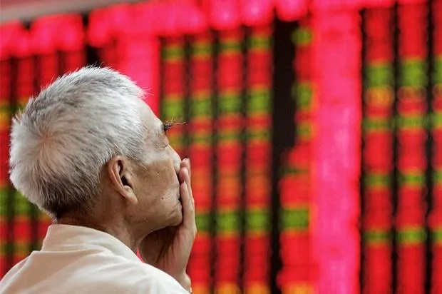 Seeing red: China's sinking economy could pull America and the world into recession