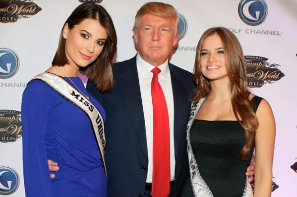 Former Miss Teen USA contestants allege Donald Trump ...