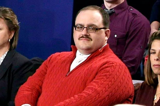 The Rise And Fall Of Ken Bone This Is What Happens When