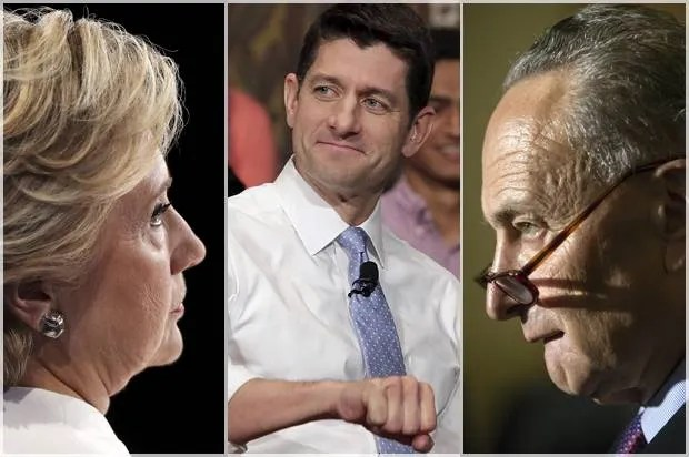 Hillary Clinton will win, but don't celebrate: GOP control of Congress is baked in for years to come