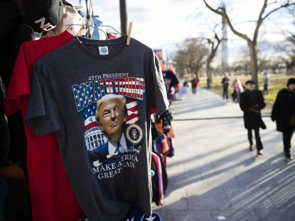 Donald Trump's far-right inauguration: Meet some of the ...