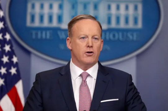 Image result for After Tom Hanks Rejects Trump's Invite, Sean Spicer Unleashes His Worst NIGHTMARE