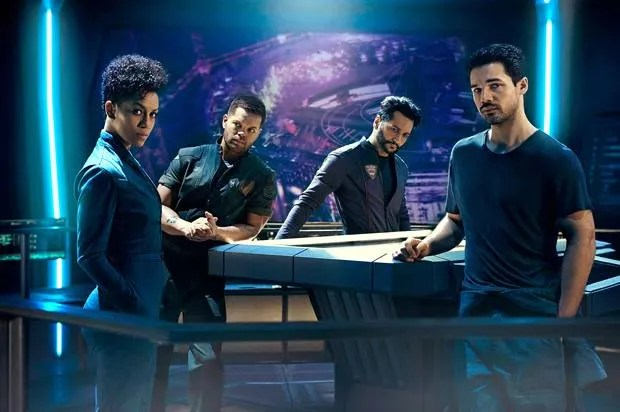"""The Expanse"": Syfy's futuristic drama returns and looks more probable than ever"