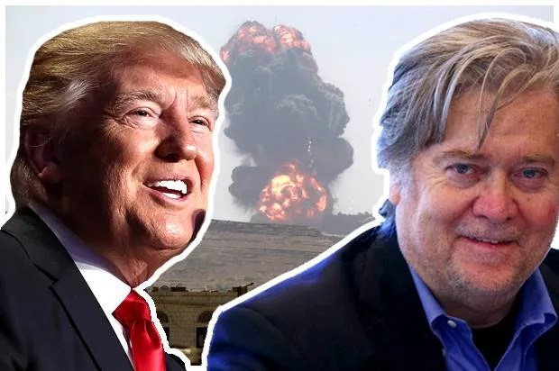Steve Bannon's war with Islam: Trump may not even understand his adviser's apocalyptic vision