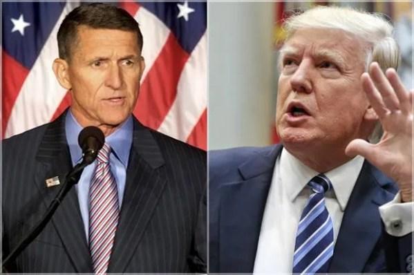 President Obama warned Trump against hiring Michael Flynn ...