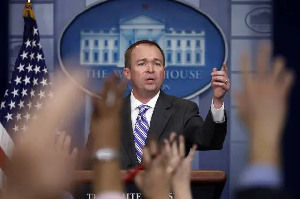 Mick Mulvaney gets schooled about diabetes after saying it's caused by poor lifestyle choices