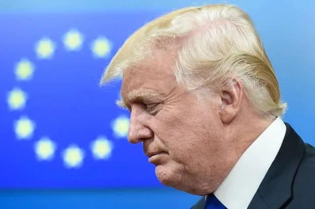 Donald's bogus journey: President Trump's behavior at NATO summit makes a bad trip even worse