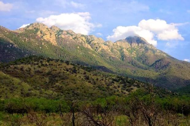 Santa Rita Mountains