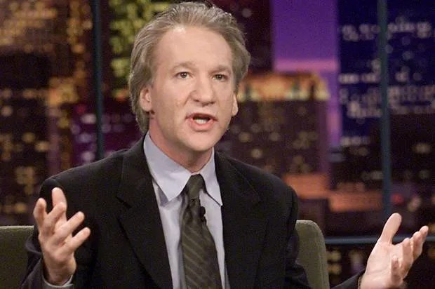 Maher's been here before: Watch him defend using the n-word in 2001