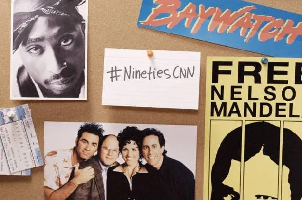 "CNN's ""The Nineties"": Empty nostalgia for a decade we should let die"