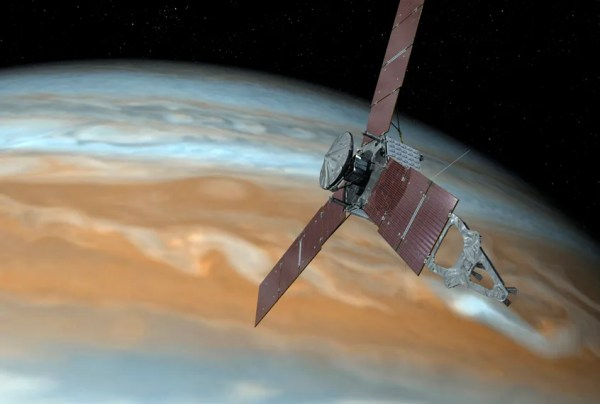 Scientists issue a forecast for Jupiter: Lightning with a ...