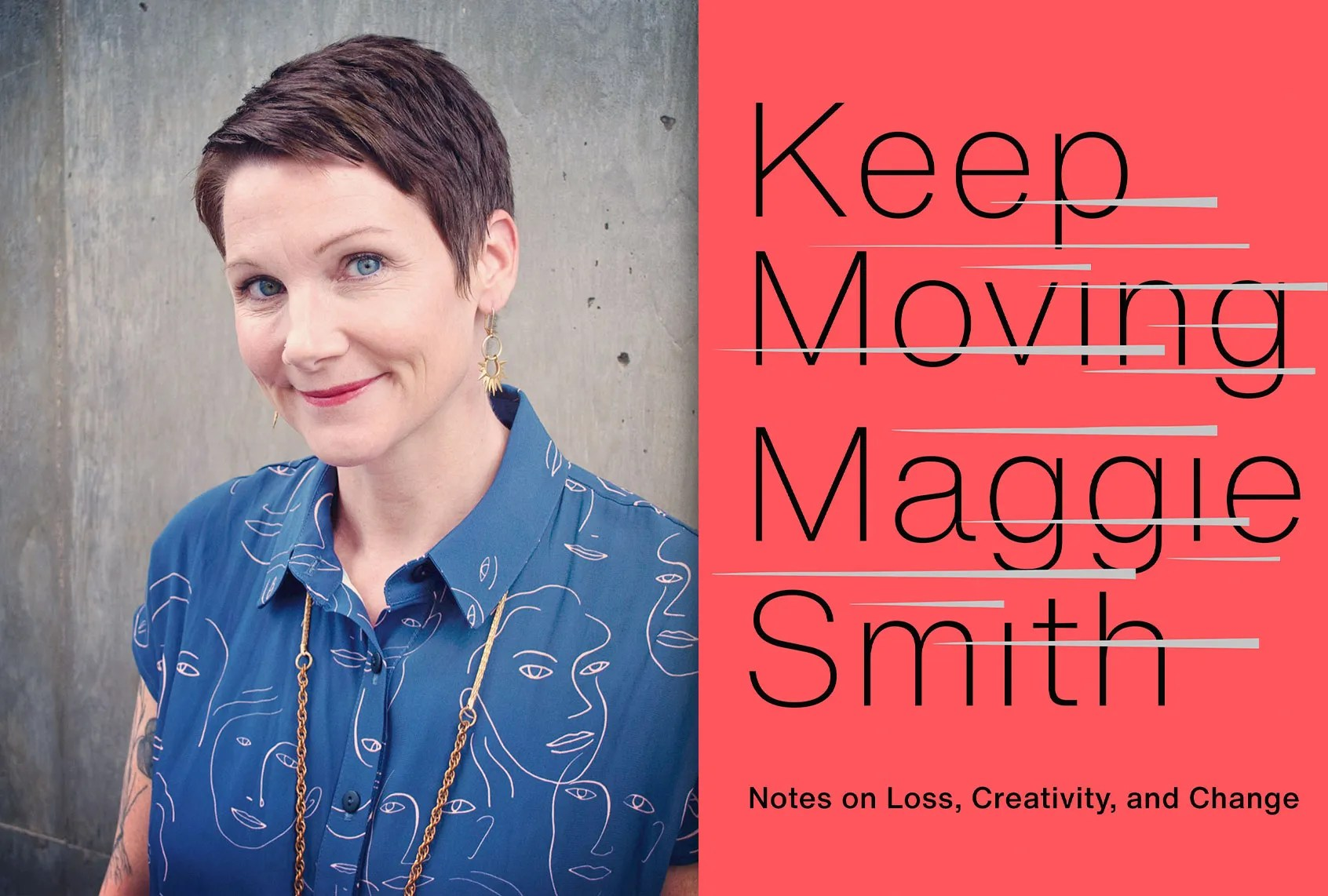 Poet Maggie Smith's new book is a mantra on how to