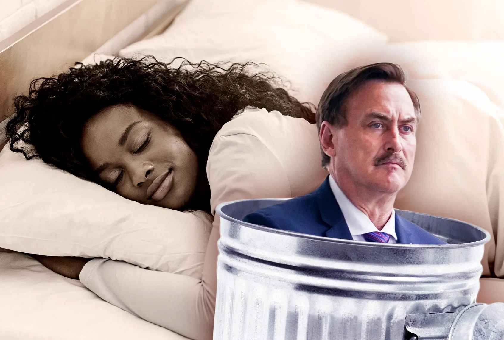 i kicked mike lindell s mypillows out
