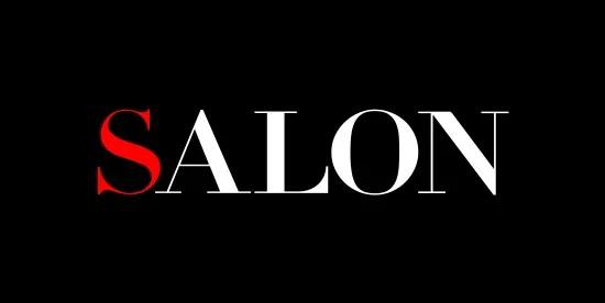 Image result for Salon.com logo