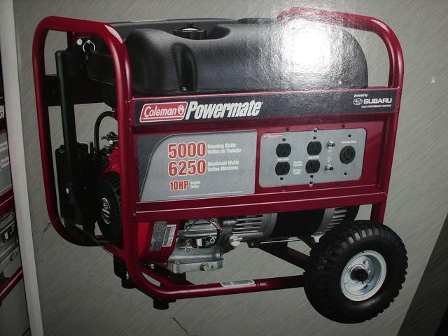Portable Generators Product