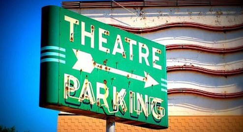 Your guide to movie theater parking   San Diego Reader Find the parking less traveled