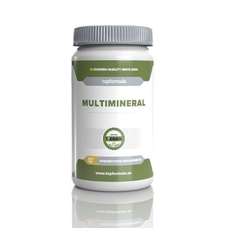 multivitaminer för veganer
