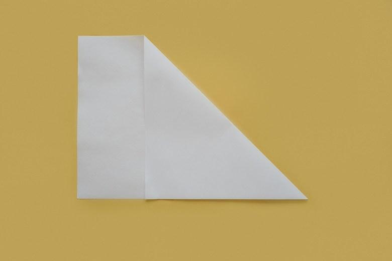 vika bokmärke i papper