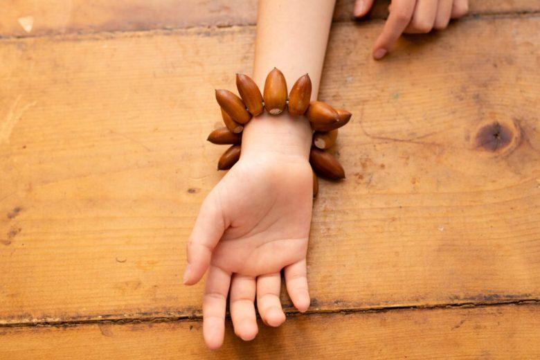 pyssel armband ekollon