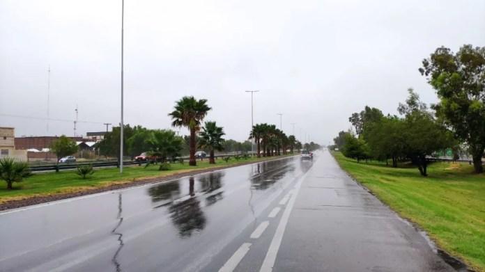 Para un climatólogo, no lloverá con tanta intensidad en los próximos días