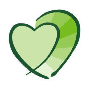 Sann Utvecklings logotyp som står för omtanke, energi och positiv förändring