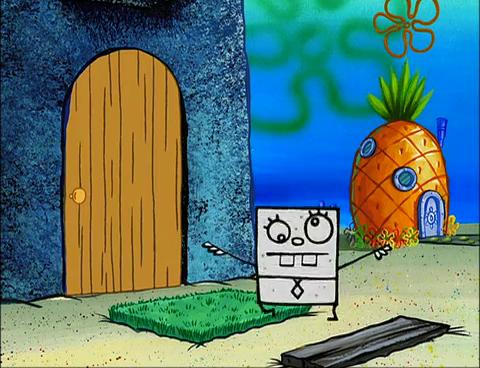 Spongebuddy Mania Spongebob Characters Doodlebob