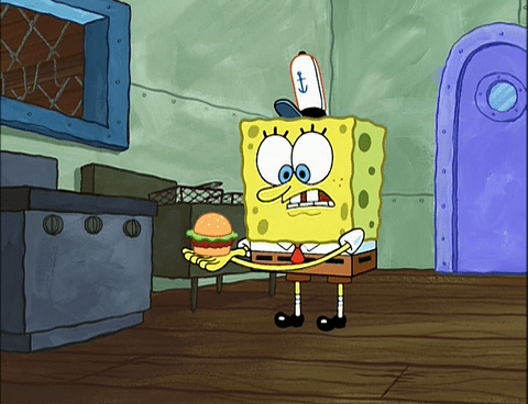 SpongeBuddy Mania SpongeBob Episode Fear Of A Krabby Patty