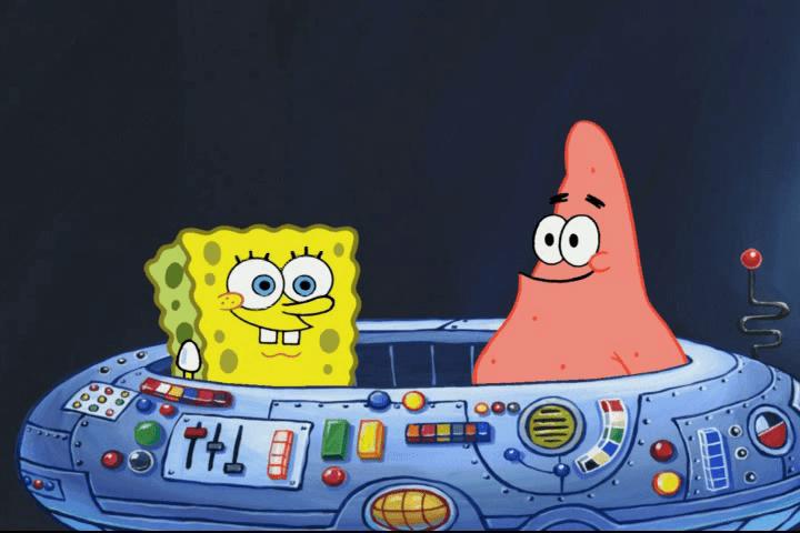 SpongeBuddy Mania SpongeBob Episode Time Machine