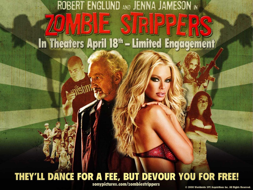 Zombie Strippers Review