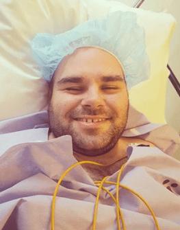 hausman pre surgery