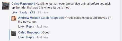 caleb rapp news