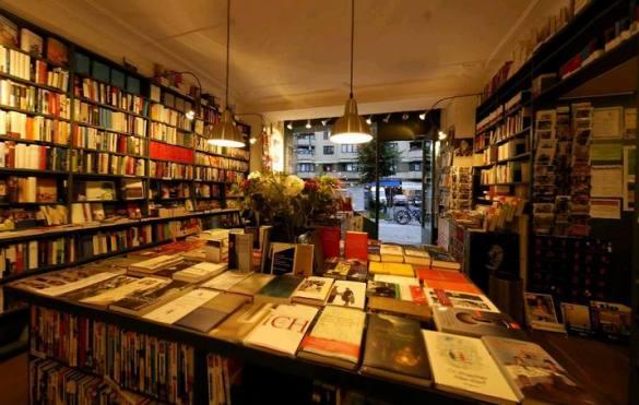 Marga Schoeller Bücherstube | Berlin, Germany