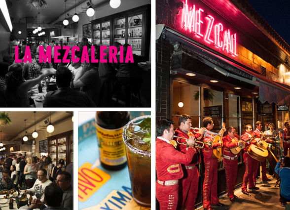 La Mezcaleria is located at 1622 Commercial Drive in Vancouver, BC | 604-559-8226 | www.lamezcaleria.ca