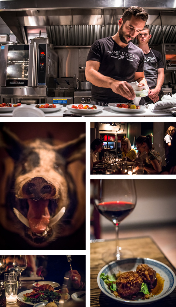 Mamie Taylor's is a new restaurant and bar at 251 East Georgia Street in the heart of Chinatown | mamietaylors.ca