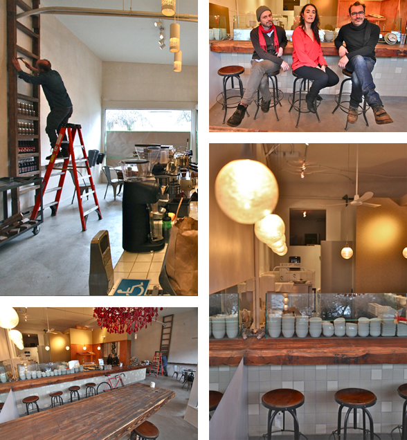 The Greenhorn Espresso Bar is located at 994 Nicola St. in Vancouver's West End | 604-428-2912 | www.greenhorncafe.com