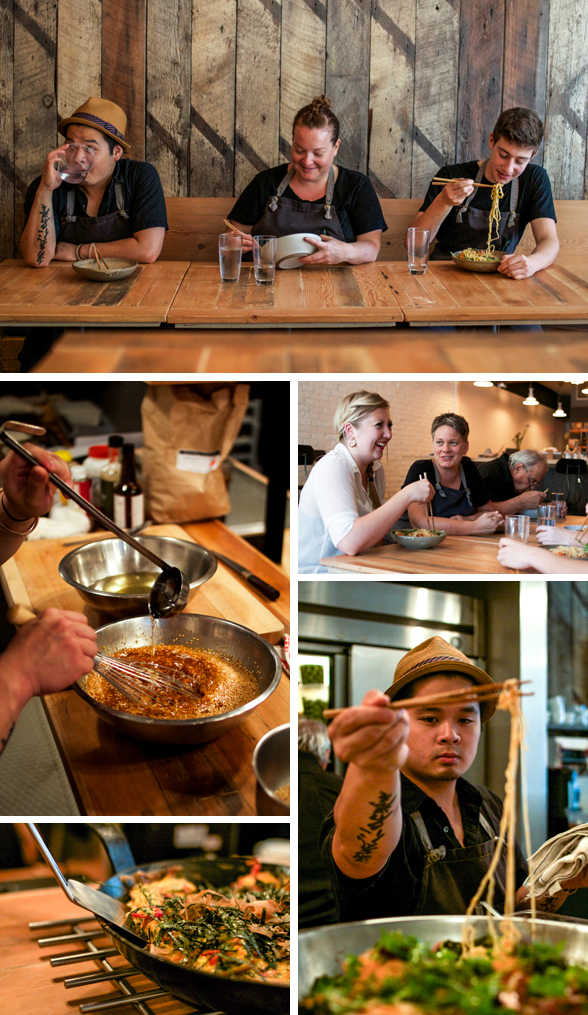 The-kitchen-crew-take-a-moment-to-enjoy-staff-meal