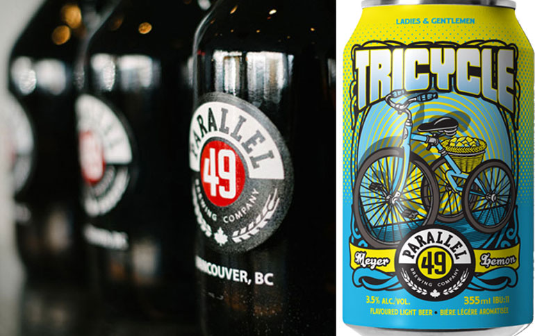 parallel 49 brewing launches meyer lemon radler second brew in tricycle series  u2013 scout magazine parallel 49 brewing launches meyer lemon radler second brew in      rh   scoutmagazine ca