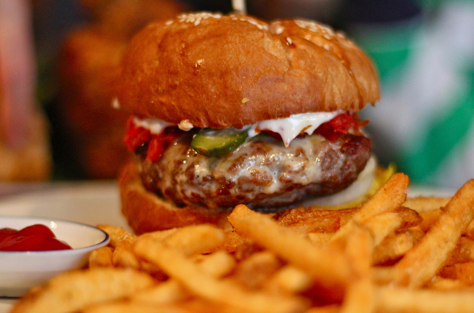 On the Story of Angostura Bitters and Making Burgers the Old Fashioned Way