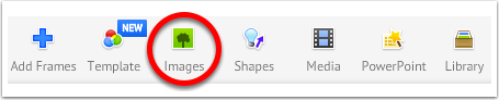 Step 5 - Adding images