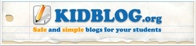 Welcome to Kidblog.org