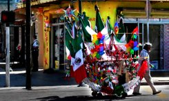Tijuana Prepares for Independence Day