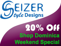 20% Off Shop Dominica banner ad