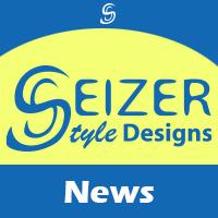 SeizerStyle Designs news logo