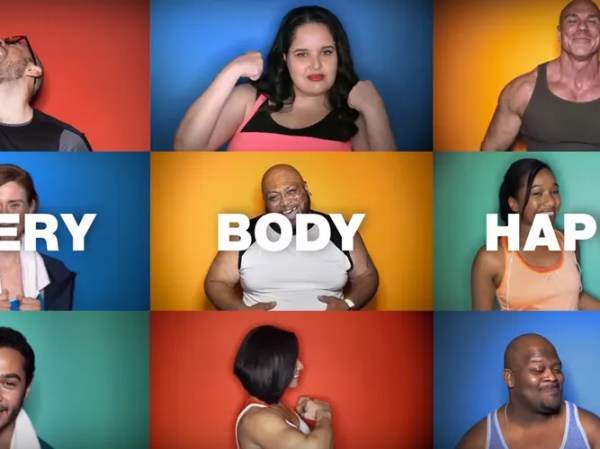 This Body Positive Ad Campaign Shows That Fitness Is For
