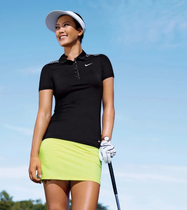 Must-Have Focus Tips From Pro Golfer Michelle Wie   SELF